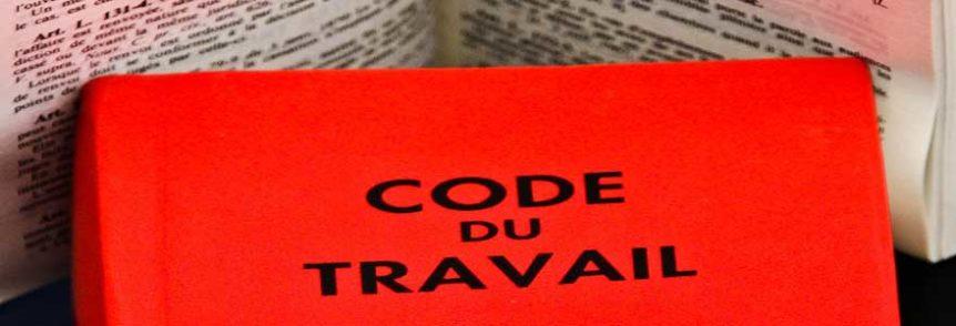 recueil du Code du Travail