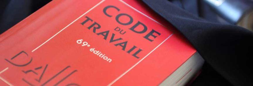 Code du Travail outil juridique